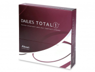 Alcon (Ciba Vision) Contact Lenses - Dailies TOTAL1 (90 lenses)