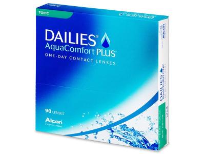 Dailies AquaComfort Plus Toric (90lenses) - Toric contact lenses