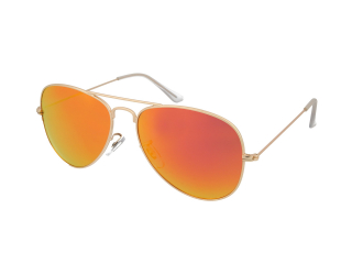Pilot sunglasses - Crullé M6004 C4