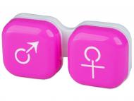 Accessories - Lens Case man & woman - pink
