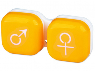 Accessories - Lens Case man & woman - yellow