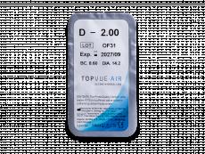 TopVue Air (6 lenses) - Blister pack preview