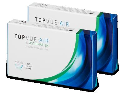 TopVue Air for Astigmatism (6lenses) - Toric contact lenses