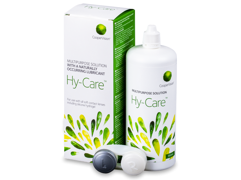 Hy-Care solutions 360 ml  - Cleaning solution