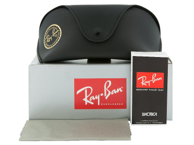 Ray-Ban RB3445 - 004  - Preview pack (illustration photo)