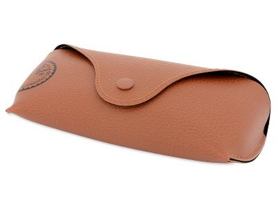 Ray-Ban Original Aviator RB3025 - 001/33  - Original leather case (illustration photo)