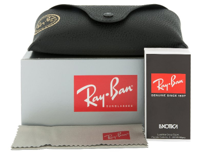 Ray-Ban RB4147 - 601/32  - Preview pack (illustration photo)