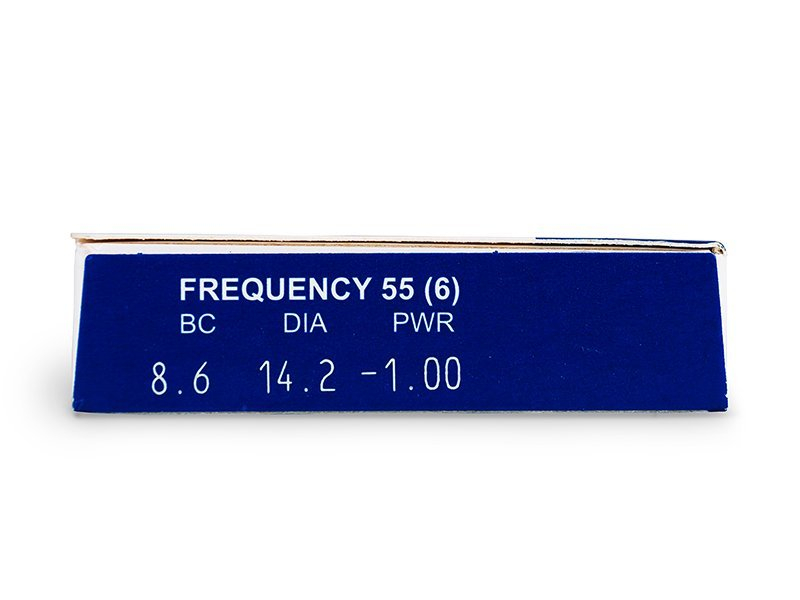 Frequency 55 (6lenses) - Attributes preview