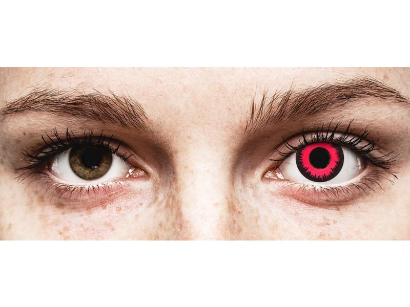 CRAZY LENS - Vampire Queen - daily plano (2 lenses)