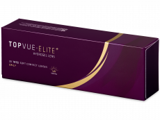 TopVue Elite+ (30 lenses) - Daily contact lenses