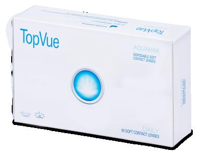 TopVue Daily (90 lenses) - Daily contact lenses