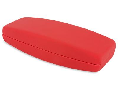 Glasses case - red