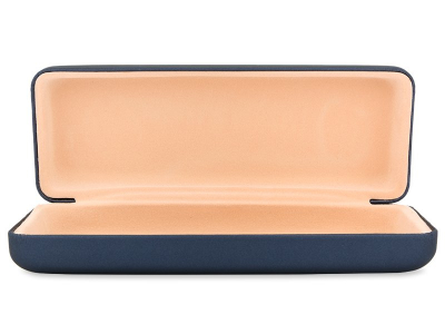 Glasses case - blue