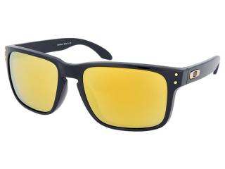 Sport glasses - Oakley Holbrook OO9102 910208