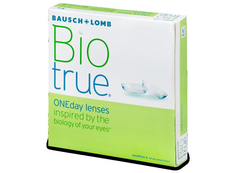 Biotrue ONEday (90lenses) - Daily contact lenses