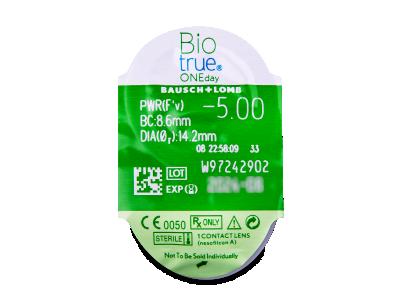 Biotrue ONEday (90lenses) - Blister pack preview