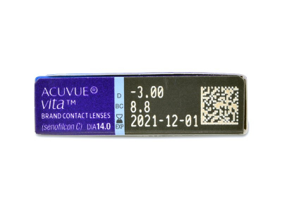 Acuvue Vita (6 lenses) - Attributes preview