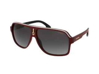 Rectangular sunglasses - Carrera 1001/S 0A4/9O