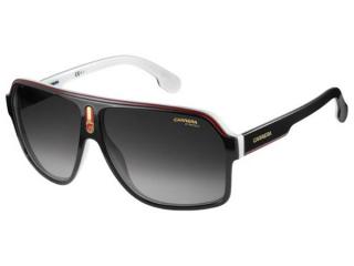 Rectangular sunglasses - Carrera 1001/S 80S/9O