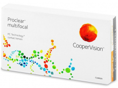 Proclear Multifocal (3lenses) - Multifocal contact lenses
