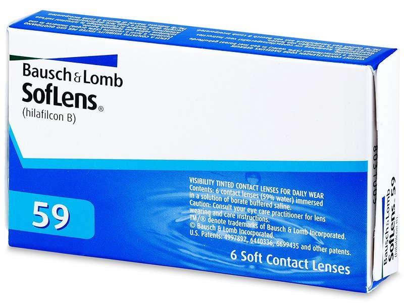 SofLens 59 (6 lenses) - Monthly contact lenses