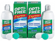 Solutions - OPTI-FREE Express Solution 2 x 355 ml