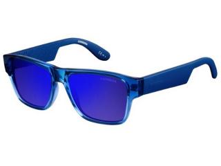 Rectangular sunglasses - Carrera CARRERINO 15 KNQ/XT
