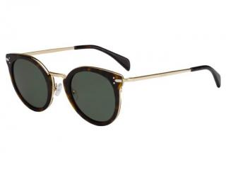 Round sunglasses - Celine CL 41373/S ANT/85