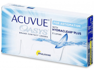 Toric Contact Lenses - Acuvue Oasys for Astigmatism (6 lenses)