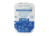 Acuvue Oasys for Astigmatism (6lenses) - Blister pack preview