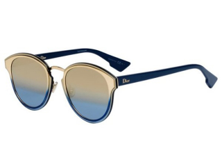 Round sunglasses - Christian Dior DiornightFALL LKS/X5