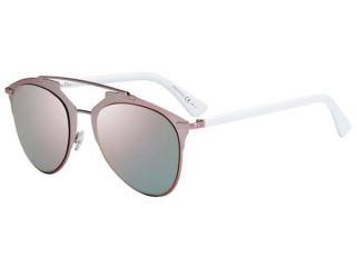 Extravagant sunglasses - Christian Dior Diorreflected M2Q/0J