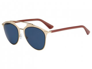 Extravagant sunglasses - Christian Dior Diorreflected TUZ/KU