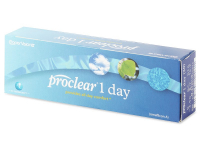 Proclear 1 Day (30lenses) - Previous design