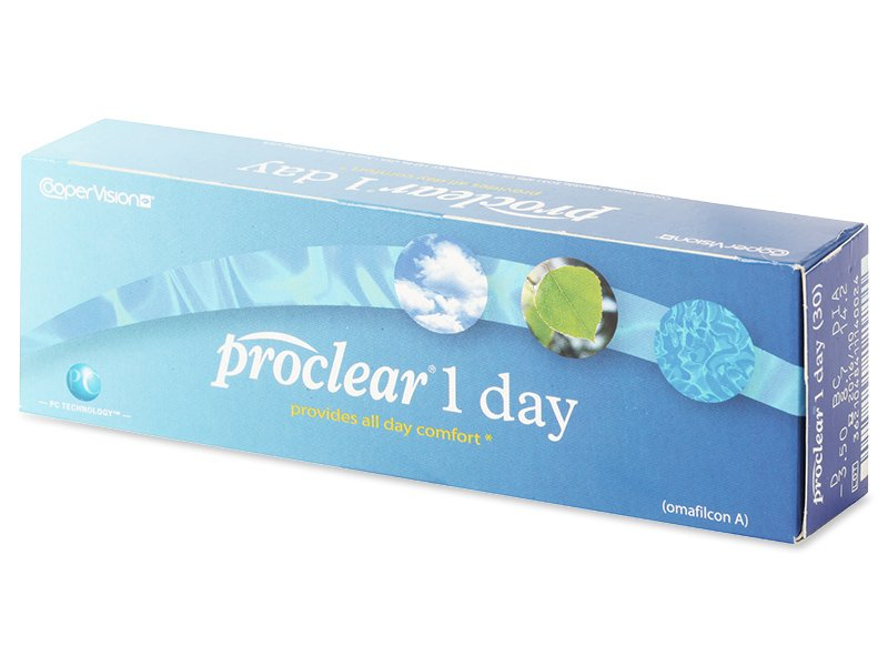 Proclear 1 Day (30 lenses) - Previous design