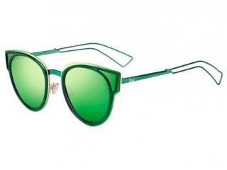 Round sunglasses - Christian Dior Diorsculpt QYG/Z9