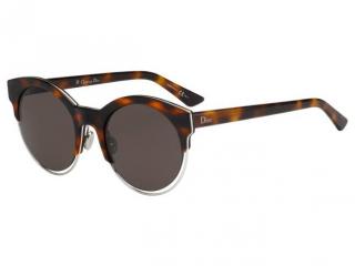 Round sunglasses - Christian Dior Diorsideral1 J6A/NR