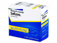 Multifocal Contact Lenses - SofLens Multifocal (6lenses)