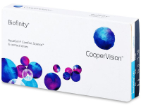 Biofinity (6 lenses) - Monthly contact lenses