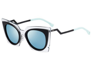 Cat Eye sunglasses - Fendi FF 0117/S IBZ/3J