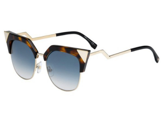 Cat Eye sunglasses - Fendi FF 0149/S TLW/G5