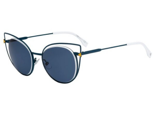 Cat Eye sunglasses - Fendi FF 0176/S TLP/72