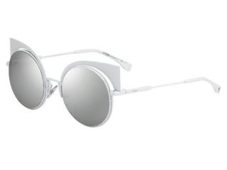 Cat Eye sunglasses - Fendi FF 0177/S DMV/SS