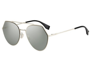 Round sunglasses - Fendi FF 0194/S 3YG/0T