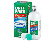 Solutions - OPTI-FREE Express Solution 355 ml