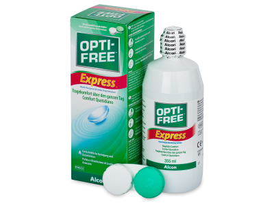 OPTI-FREE Express Solution 355 ml