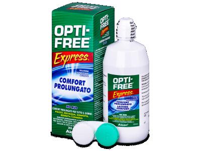 OPTI-FREE Express Solution 355ml  - Previous design