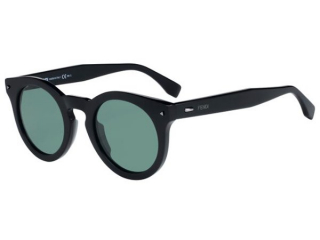 Retro sunglasses - Fendi FF 0214/S 807/QT