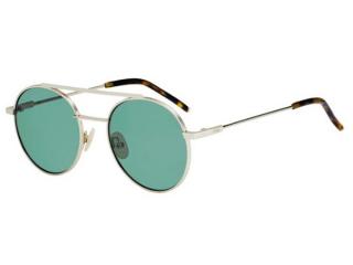 Round sunglasses - Fendi FF 0221/S J5G/QT