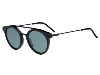 Retro sunglasses - Fendi FF 0225/S 807/QT